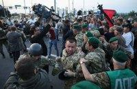 """""""Народний фронт"""" назвав те, що відбувалося на прикордонному КПП """"Шегині"""", кримінальним злочином"""