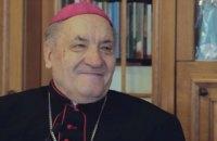 Помер єпископ-емерит Києво-Житомирської дієцезії Ян Пурвінський