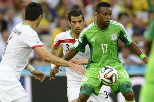 Збірну Нігерію на ЧС-2014 занапастили гроші