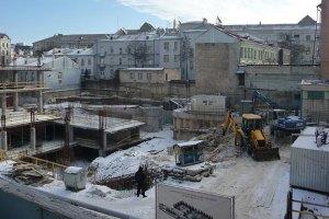 Суд разрешил возобновить стройку у Софии Киевской