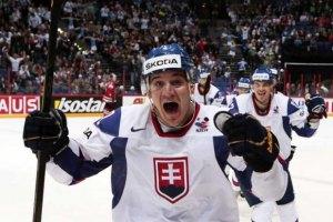 ЧМ-2012 по хоккею: Словакия отправляет Канаду домой!
