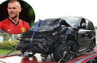 """Гравець """"МЮ"""" розбив Range Rover, коли був напідпітку"""