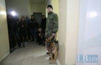 Суд, куда привезли Насирова, эвакуировали из-за сообщения о минировании (обновлено)