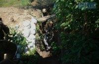 Боевики совершили семь обстрелов на Донбассе с утра