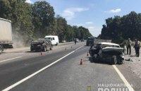 П'ятеро дітей постраждали в ДТП у Вінницькій області