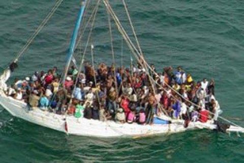 Береговая охрана Кипра перехватила лодку со 143 мигрантами