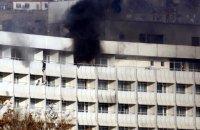 После 12 часов осады военные освободили отель в Кабуле от террористов, 5 человек погибли
