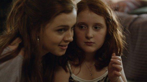 """Кадр из фильма """"Моя тощая сестра"""""""