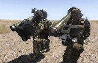 Порошенко подтвердил прибытие Javelin в Украину