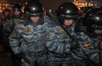 Задержанных в Москве лидеров оппозиции отпустили