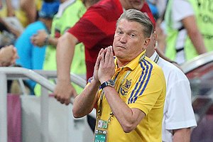 Блохін пошкодував грошей на шаманів - і Україна програла Англії