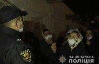 Поліція повідомила про масове порушення карантину у Почаївській лаврі