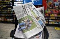 Австралія планує змусити Facebook і Google платити за новини
