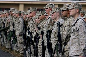 США направлять до Лівії морських піхотинців