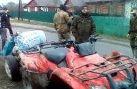В Ровенской области копатели янтаря отбили у полиции мотопомпу и угрожали расправой