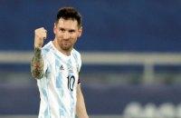 Елегантний гол Мессі зі штрафного не допоміг Аргентині обіграти Чилі на Копа Америка-2021