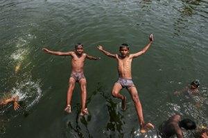 Число жертв аномальної спеки в Індії перевищило 500 осіб