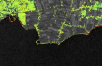 Европейское космическое агентство сообщило о постепенном затоплении некоторых районов Нидерландов