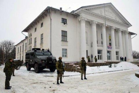 На виборчій дільниці в Миколаївці під Слов'янськом побилися журналісти