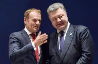 Порошенко из Вашингтона полетит в Брюссель на заседание Евросовета