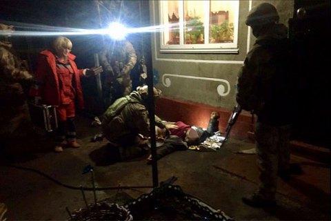 Полиция застрелила человека при задержании в Черкасской области