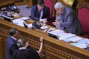 Литвин не видит в Украине оппозиции