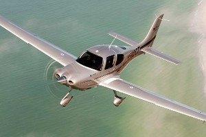 ВВС Франции получили учебные самолеты Cirrus