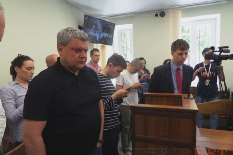 """Суд відпустив підозрюваного у справі Аллерова директора """"Укрбуду"""" під 2 млн гривень застави"""
