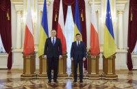 Зеленський подякував Польщі за сприяння наближенню України до членства в ЄС
