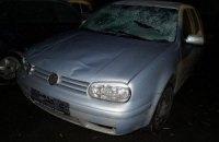 Девять пешеходов пострадали от наезда авто в Закарпатской области