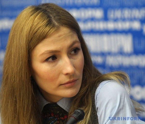Эмине Джеппар, фото Укринформ