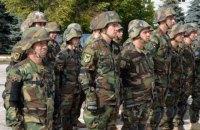 Молдавские военные отправились на учения НАТО в Украину вопреки запрету президента