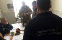 В Луганской области за взятку задержан подполковник ГосЧС
