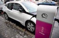З 1 січня в Україні набирає чинності закон про зелені номери для електрокарів