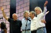 Группа Pink Floyd воссоединилась на сцене в классическом составе