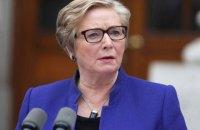 Вице-премьер Ирландии ушла в отставку, чтобы предотвратить досрочные выборы