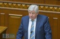 Верховний Суд відмовив Шокіну в поновленні на посаді