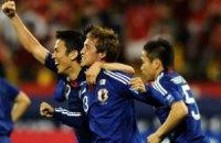 """""""Суха"""" збірна Японії в плей-оф Кубка Азії зіграє з Еміратами"""