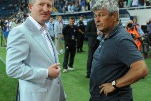 """Ахметов: кажу """"спасибі"""" Луческу за друге місце в Прем'єр-лізі"""