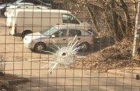Невідомі обстріляли вікна Голосіївського райсуду в Києві (оновлено)