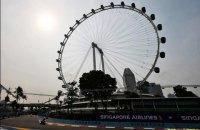У Формулі-1 організатори Гран-прі Сінгапуру готові видавати глядачам одноразові маски