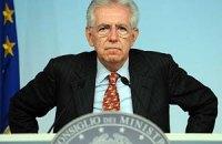 Итальянский парламент выразил доверие правительству Монти