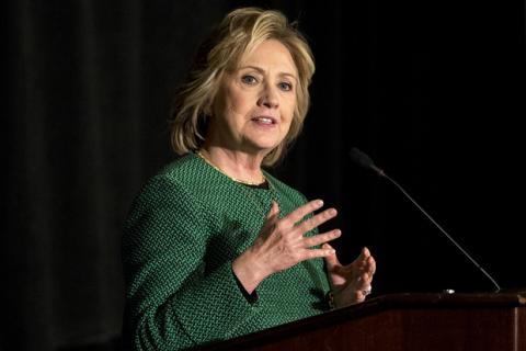 Клінтон виграла праймериз у чотирьох штатах (оновлено)