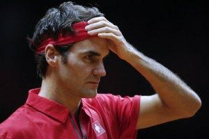 Федерер снова отличился: выиграл 20 очков кряду
