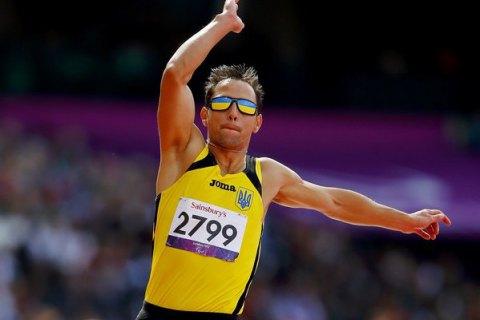 Україна виграла другу медаль на Паралімпійських іграх у Ріо