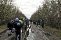 Бойовики на Донбасі передали Україні списки для обміну утримуваних осіб