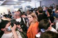 """""""Голос"""" закликав міжнародну спільноту зупинити """"державний тероризм"""" у Білорусі"""