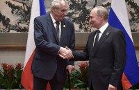 Чи переміг Путін на виборах у Чехії? Не зовсім