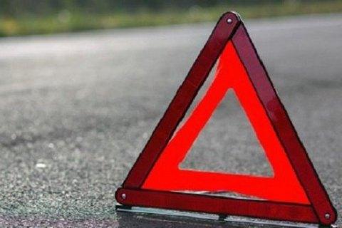 У Кіровоградській області в ДТП за участю автомобіля СБУ загинула сім'я з трьох осіб
