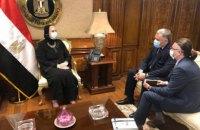 Заступник голови Офісу президента поїхав з візитом до Єгипту